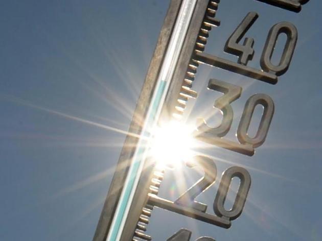 今天将出现极端天气:酷暑、暴雨、冰雹将同时席卷德国
