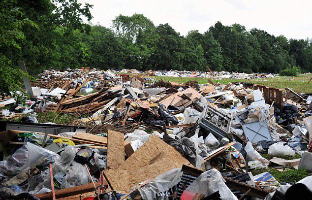 英露营地游客留下250吨垃圾 清理费或高达88万