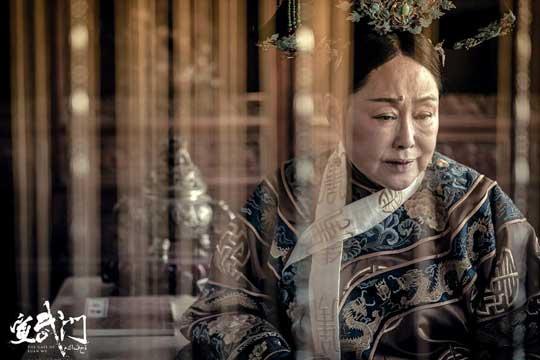 《宣武门》角色剧照斯琴高娃张丰毅演绎百年中国梦