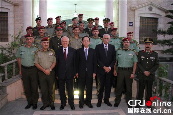 巴勒斯坦官员盛赞中国军队成就:我们为中国和中国军队的强大感到自豪 ...
