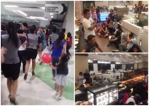 菲律宾市议员商场外被枪杀 民众四散奔逃场面混乱