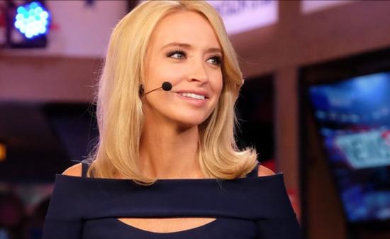 特朗普新闻节目迎美女主持人 原身份引关注