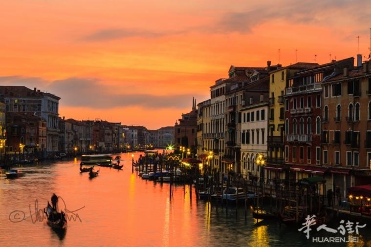 威尼斯——商人创造的美丽会客厅