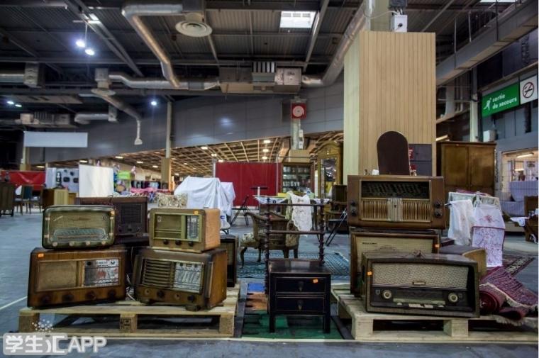 全法最大的旧货展览,265000吨好物等你挑!