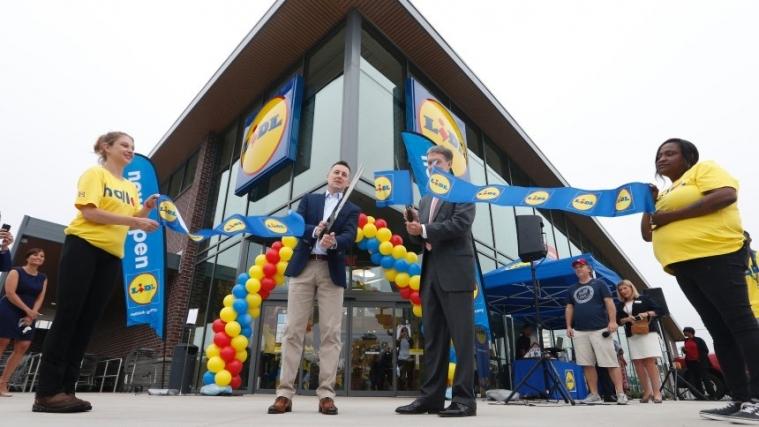 Lidl把超市在美国开业