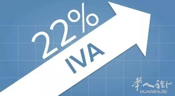 苛政猛于虎:意大利IVA将涨至25%
