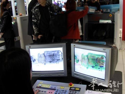 罗马机场一华人女子携带80万欧元回国 结果全都被扣