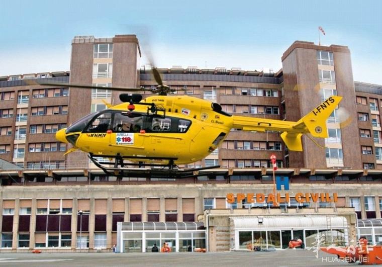 Brescia一名37岁华人女子从阳台坠落 伤势严重