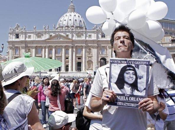 罗马少女失踪案再起波澜 失踪者家属要求查阅梵蒂冈机密文件 ... ...