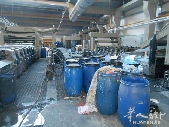 普拉托一华人印染厂因卫生和黑工问题被查封