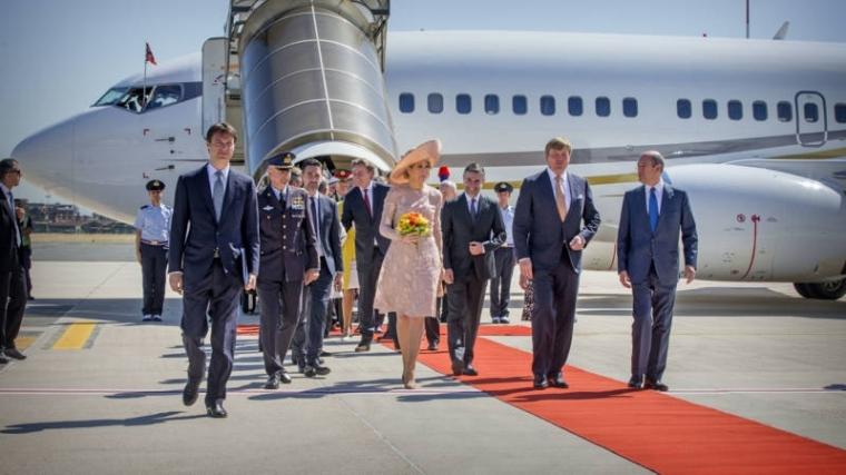 荷兰国王伉俪访问意大利,也想更多出口婴儿奶粉?