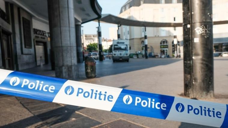 【视频】布鲁塞尔车站发生未遂恐怖案现场