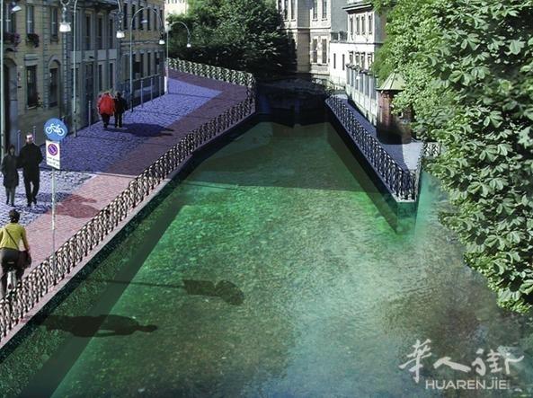"""米兰运河拟建地下水道 """"运河重开与否取决于几月后的全..."""