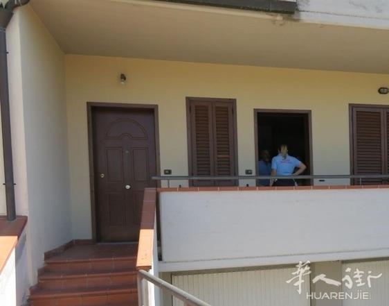普拉托一栋别墅作为华人无居留工人宿舍 被查封