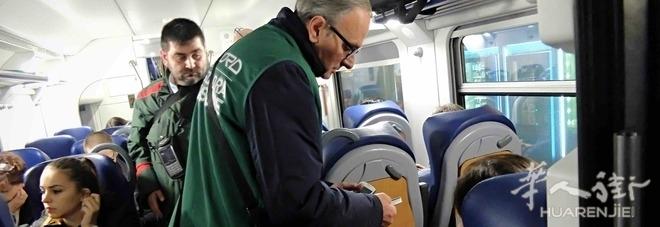 (视频)意大利政府出手整治公交逃票现象:不买票罚200欧