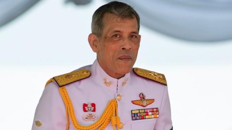 泰国国王在慕尼黑受到空气枪攻击