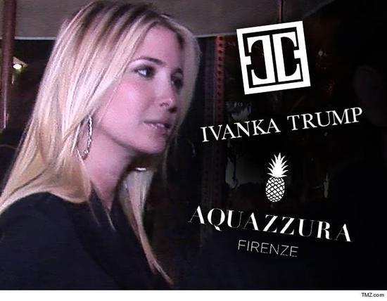 涉抄袭意大利女鞋品牌 伊万卡被勒令出庭作证