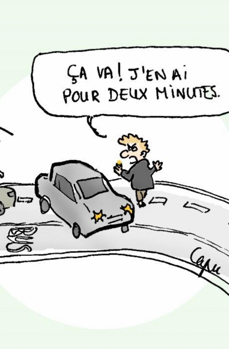 障碍停车vs 非常障碍停车,罚款竟相差100欧元