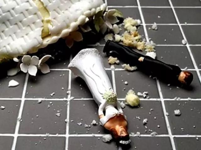 新郎逃婚, 新娘照嗨! 是梁静茹给你的勇气吗?