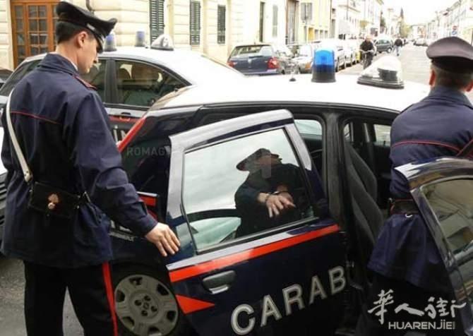 两名摩洛哥人在华人商店偷窃 被抓获