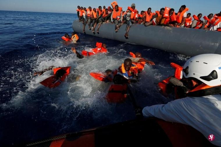 意大利或关闭港口阻止难民涌入
