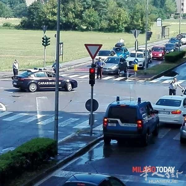 意大利米兰San Donato市一名交警开枪杀死上司后自杀