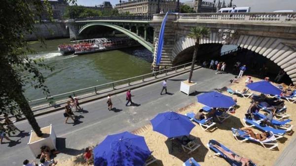 巴黎消夏文化娱乐