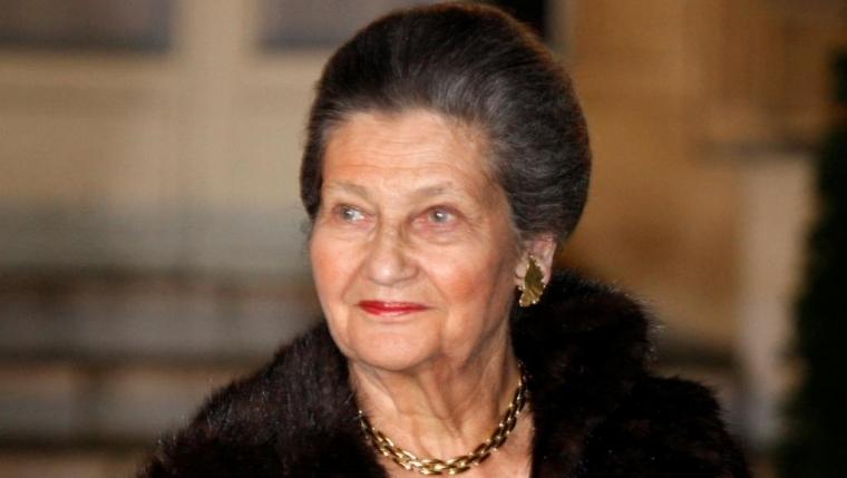 法国政治家西蒙娜-韦依辞世 感念赞声如潮