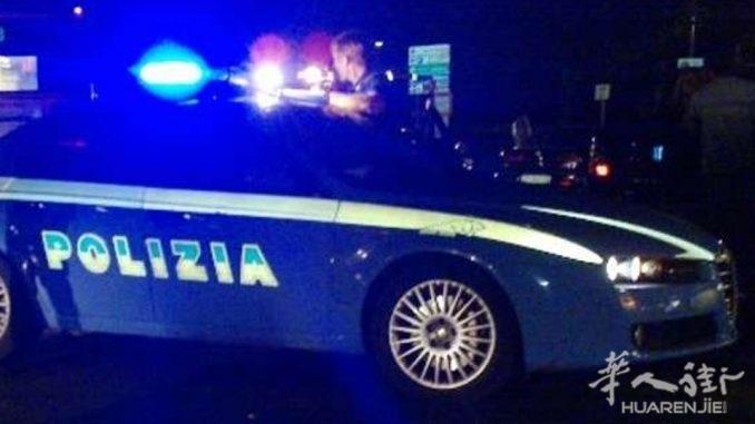 普拉托一名华人在车库里行窃被发现并拘捕