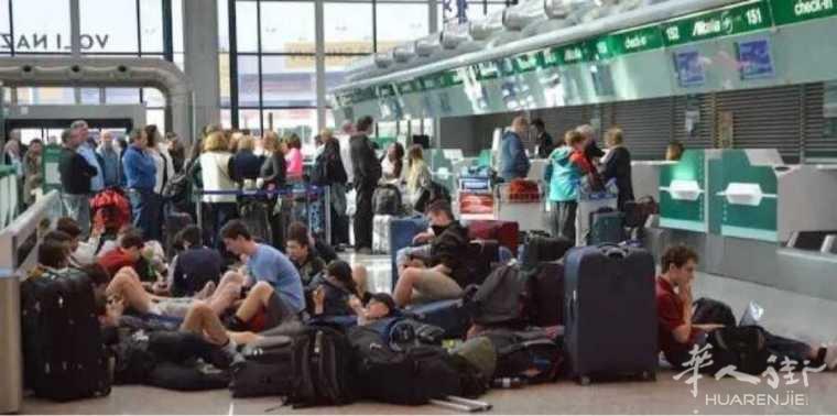 本周三全意多条航线进行4小时大罢工, 国际、国内航班均受影 ...