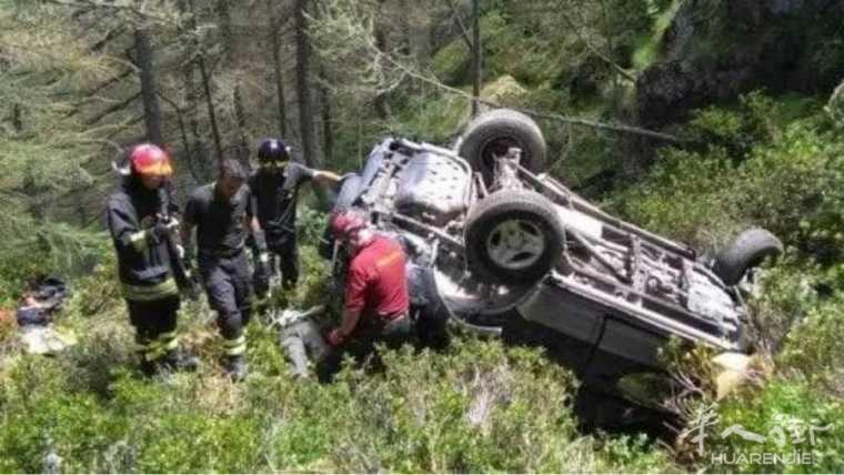 库内奥发生严重车祸,2死3重伤!