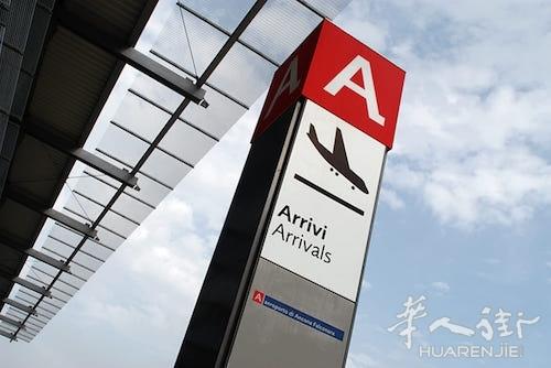 意大利Mistrail航空公司一架载有68人的因机舱冒烟迫降