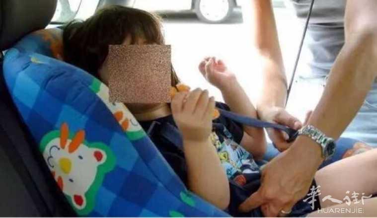 曼托瓦一母亲将3岁女儿留在高温车里,自己去购物!