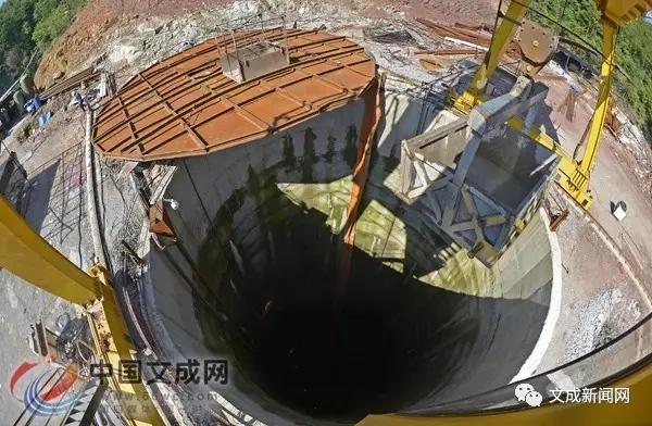百丈漈景区打造洞式电梯,以后去游玩不用上下山奔波了!