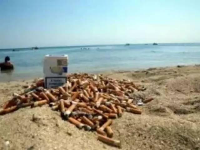 注意:今年意大利海滩度假不能吸烟了