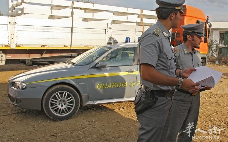 扒一扒意大利混乱重复的警察系统