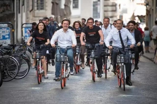 意大利也有摩拜单车了!自由行的福音
