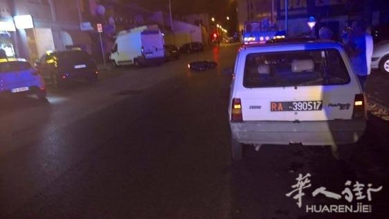 普拉托一华人醉驾撞伤2名青少年逃逸后自首