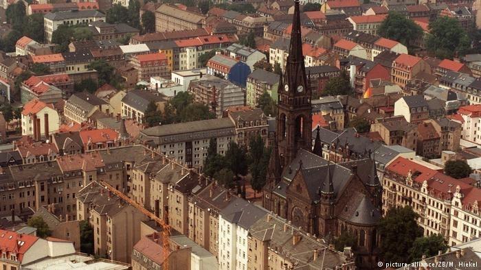 德累斯顿教堂遭纵火