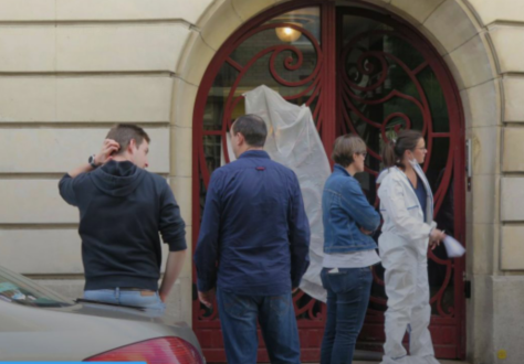 巴黎现腐烂女尸,被扔垃圾箱藏地下室