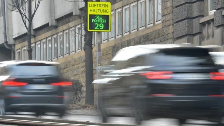 斯图加特空气质量堪忧,柴油汽车恐被禁止上路