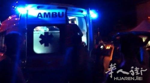 拿波里一名40男子夜里无故坠楼身亡