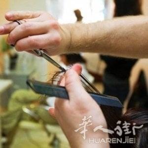 一客人称发型被剪不好了 华人理发师被殴打