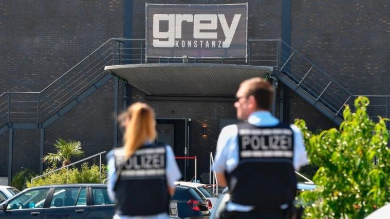 康斯坦茨夜店枪击事件实为家庭纠纷,与难民无关
