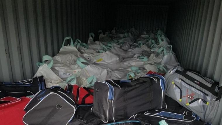 法国北部警方共截获1点3吨可卡因 追查国际系列贩毒大案