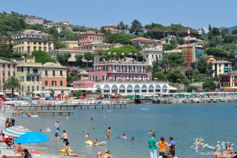 NBA明星还有意大利土豪们的度假胜地