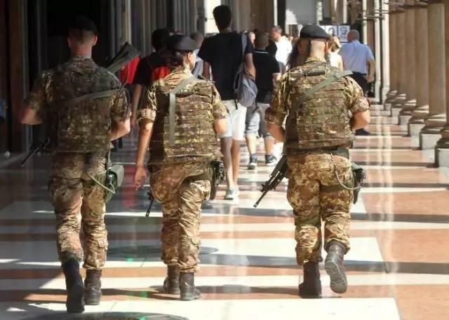 恐怖分子的下一个目标是意大利