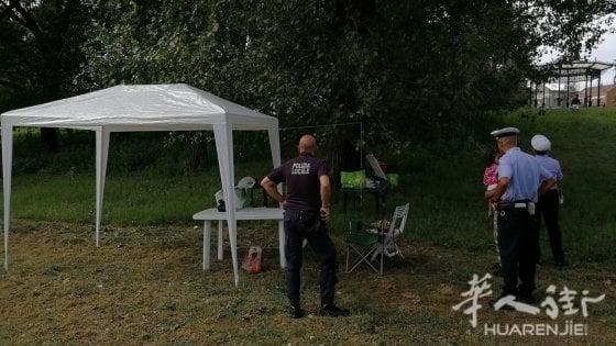 都灵一大家庭华人因在公园烧烤野餐被罚