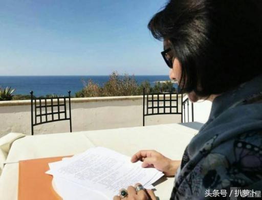金星曝光意大利豪宅 她国内住房一年的租金就要上百万