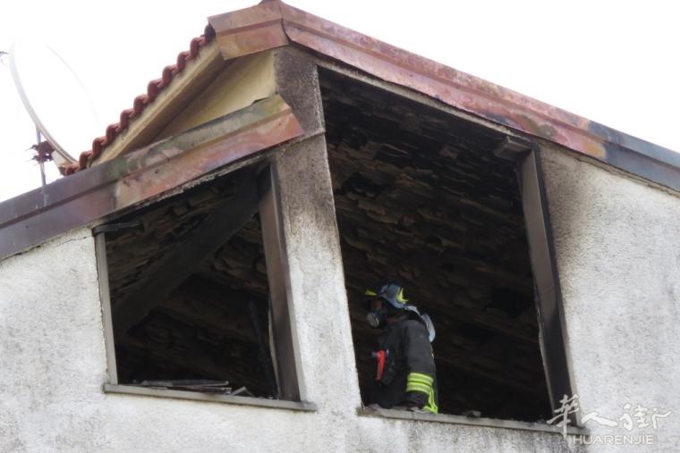普拉托一栋房子起火2名华人死亡14岁少年获救